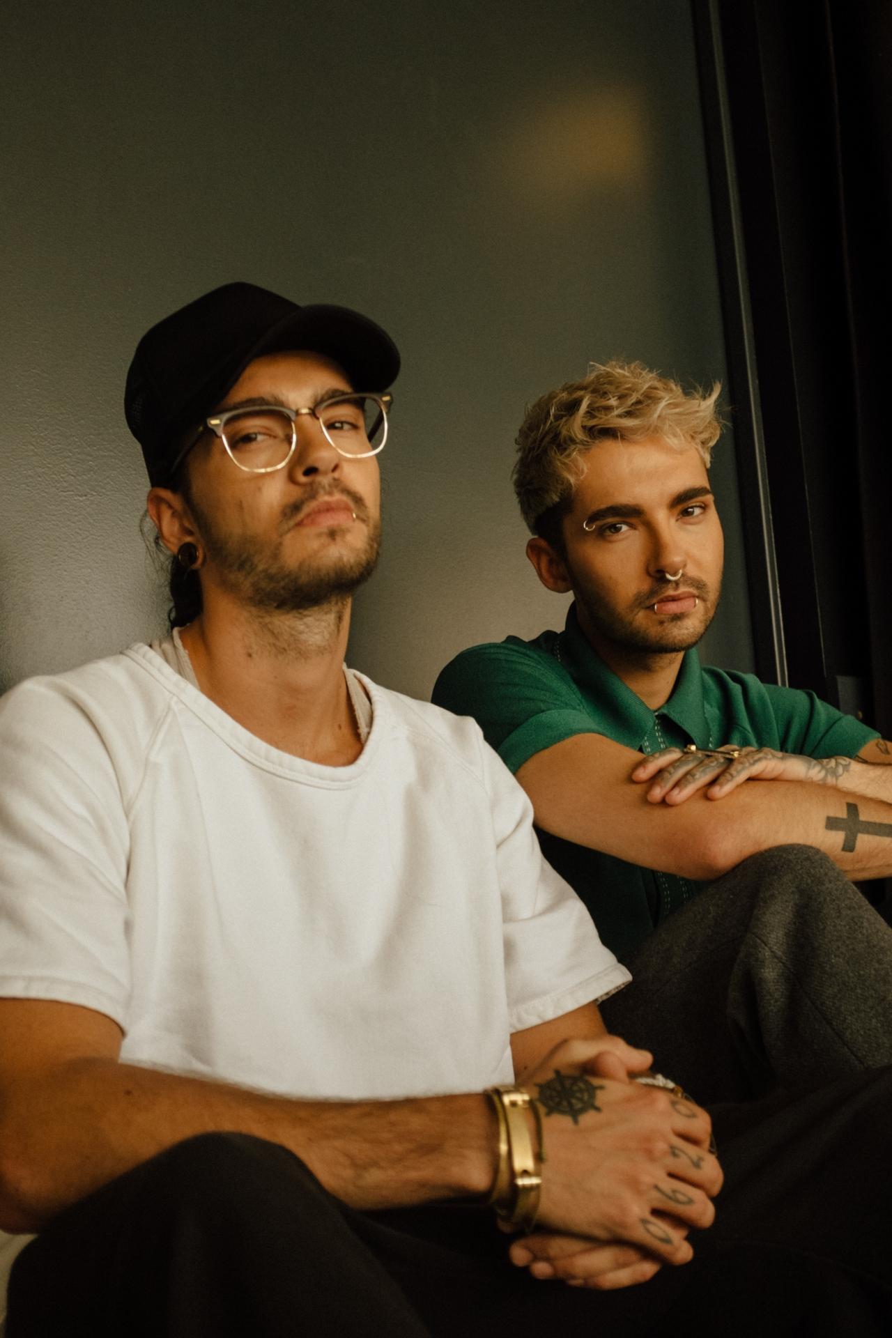tereza mundilová Tokio Hotel for i-D